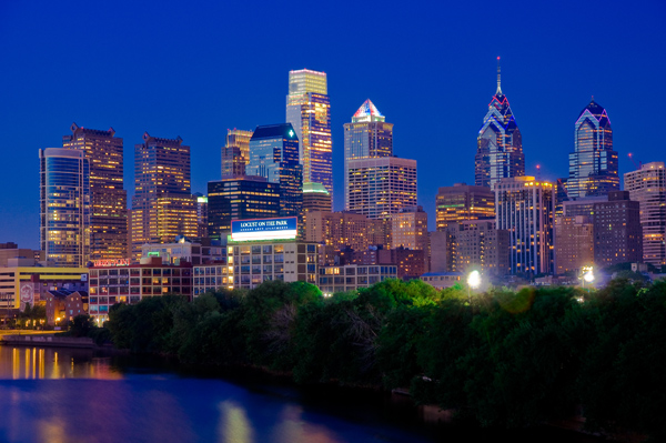 philly skyline 4